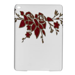 Scrapbook Element Nature Flowers Ipad Air 2 Hardshell Cases
