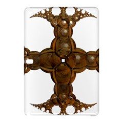 Cross Golden Cross Design 3d Samsung Galaxy Tab Pro 12 2 Hardshell Case