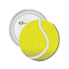 Tennis Ball Ball Sport Fitness 2.25  Buttons