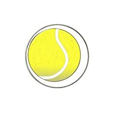 Tennis Ball Ball Sport Fitness Hat Clip Ball Marker