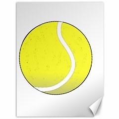 Tennis Ball Ball Sport Fitness Canvas 36  X 48