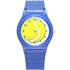 Tennis Ball Ball Sport Fitness Round Plastic Sport Watch (s)