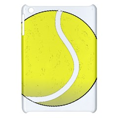 Tennis Ball Ball Sport Fitness Apple iPad Mini Hardshell Case