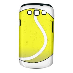 Tennis Ball Ball Sport Fitness Samsung Galaxy S Iii Classic Hardshell Case (pc+silicone)