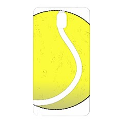 Tennis Ball Ball Sport Fitness Samsung Galaxy Note 3 N9005 Hardshell Back Case