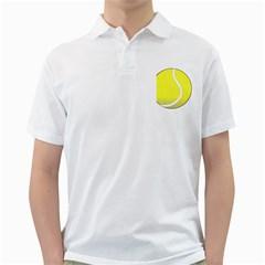 Tennis Ball Ball Sport Fitness Golf Shirts