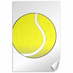 Tennis Ball Ball Sport Fitness Canvas 20  x 30