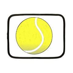 Tennis Ball Ball Sport Fitness Netbook Case (small)