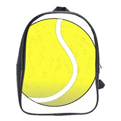 Tennis Ball Ball Sport Fitness School Bags (XL)