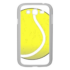 Tennis Ball Ball Sport Fitness Samsung Galaxy Grand Duos I9082 Case (white)