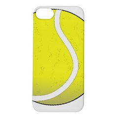 Tennis Ball Ball Sport Fitness Apple iPhone 5S/ SE Hardshell Case