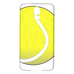 Tennis Ball Ball Sport Fitness Samsung Galaxy S5 Back Case (White)