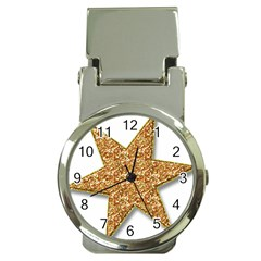 Star Glitter Money Clip Watches