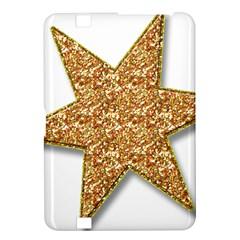 Star Glitter Kindle Fire Hd 8 9