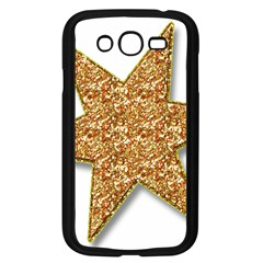 Star Glitter Samsung Galaxy Grand Duos I9082 Case (black)