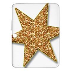Star Glitter Samsung Galaxy Tab 3 (10 1 ) P5200 Hardshell Case