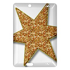 Star Glitter Amazon Kindle Fire Hd (2013) Hardshell Case