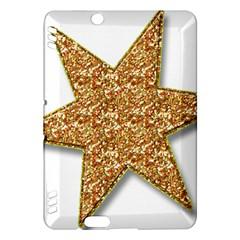 Star Glitter Kindle Fire HDX Hardshell Case