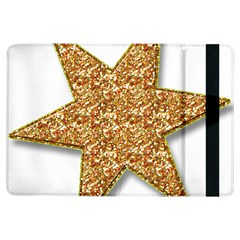 Star Glitter Ipad Air Flip