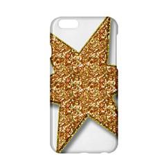 Star Glitter Apple Iphone 6/6s Hardshell Case