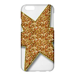 Star Glitter Apple Iphone 6 Plus/6s Plus Hardshell Case