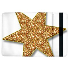 Star Glitter iPad Air 2 Flip