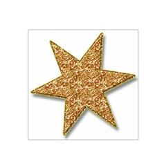Star Glitter Satin Bandana Scarf