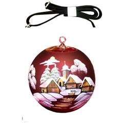 Christmas Decor Christmas Ornaments Shoulder Sling Bags