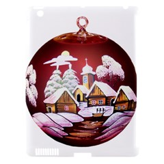 Christmas Decor Christmas Ornaments Apple Ipad 3/4 Hardshell Case (compatible With Smart Cover)