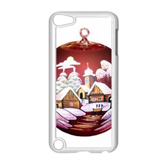 Christmas Decor Christmas Ornaments Apple Ipod Touch 5 Case (white)