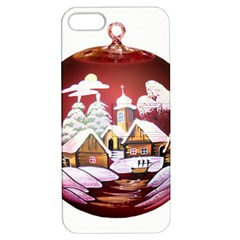 Christmas Decor Christmas Ornaments Apple iPhone 5 Hardshell Case with Stand