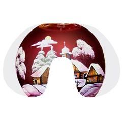 Christmas Decor Christmas Ornaments Travel Neck Pillows