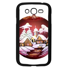 Christmas Decor Christmas Ornaments Samsung Galaxy Grand Duos I9082 Case (black)