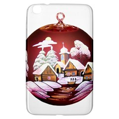 Christmas Decor Christmas Ornaments Samsung Galaxy Tab 3 (8 ) T3100 Hardshell Case