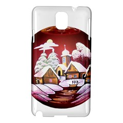 Christmas Decor Christmas Ornaments Samsung Galaxy Note 3 N9005 Hardshell Case