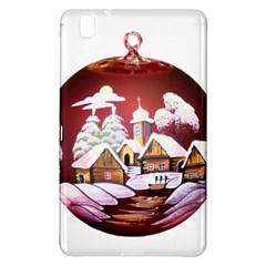 Christmas Decor Christmas Ornaments Samsung Galaxy Tab Pro 8 4 Hardshell Case