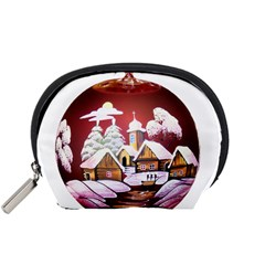 Christmas Decor Christmas Ornaments Accessory Pouches (Small)
