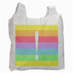 Condigender Flags Recycle Bag (two Side)