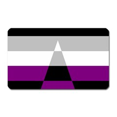 Dissexual Flag Magnet (rectangular)