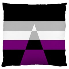 Dissexual Flag Standard Flano Cushion Case (one Side)