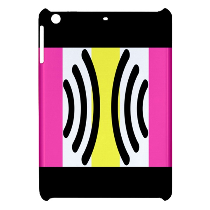 Echogender Flags Dahsfiq Echo Gender Apple iPad Mini Hardshell Case