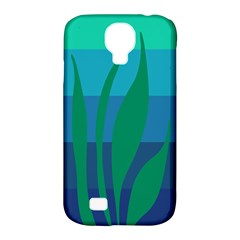 Gender Sea Flags Leaf Samsung Galaxy S4 Classic Hardshell Case (pc+silicone)