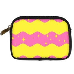 Glimra Gender Flags Star Space Digital Camera Cases