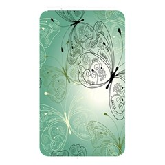 Glass Splashback Abstract Pattern Butterfly Memory Card Reader