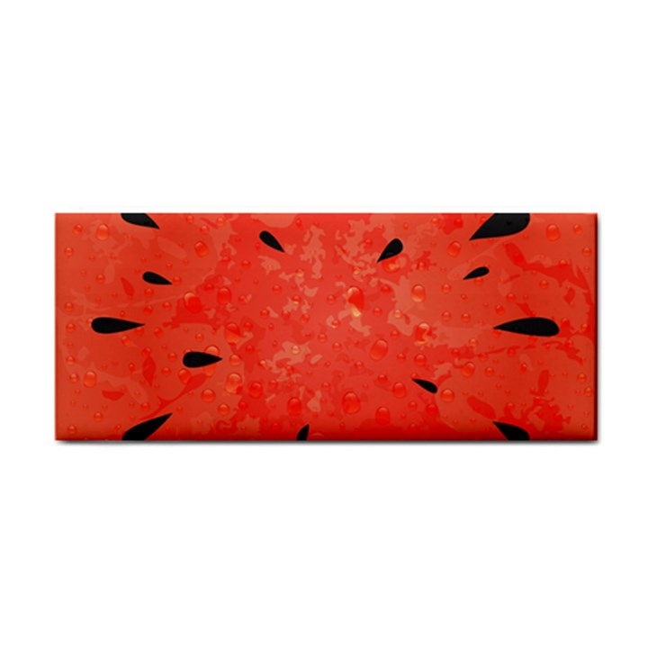Summer watermelon design Cosmetic Storage Cases
