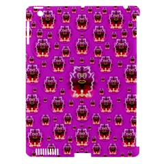 A Cartoon Named Okey Want Friends And Freedom Apple Ipad 3/4 Hardshell Case (compatible With Smart Cover)