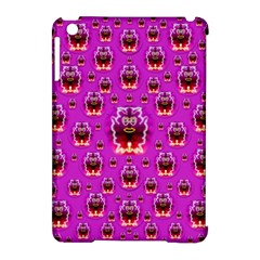 A Cartoon Named Okey Want Friends And Freedom Apple iPad Mini Hardshell Case (Compatible with Smart Cover)