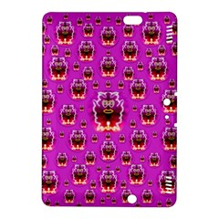 A Cartoon Named Okey Want Friends And Freedom Kindle Fire Hdx 8 9  Hardshell Case