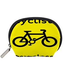 Stay Classy Bike Cyclists Sport Accessory Pouches (small)