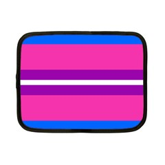 Transgender Flags Netbook Case (small)